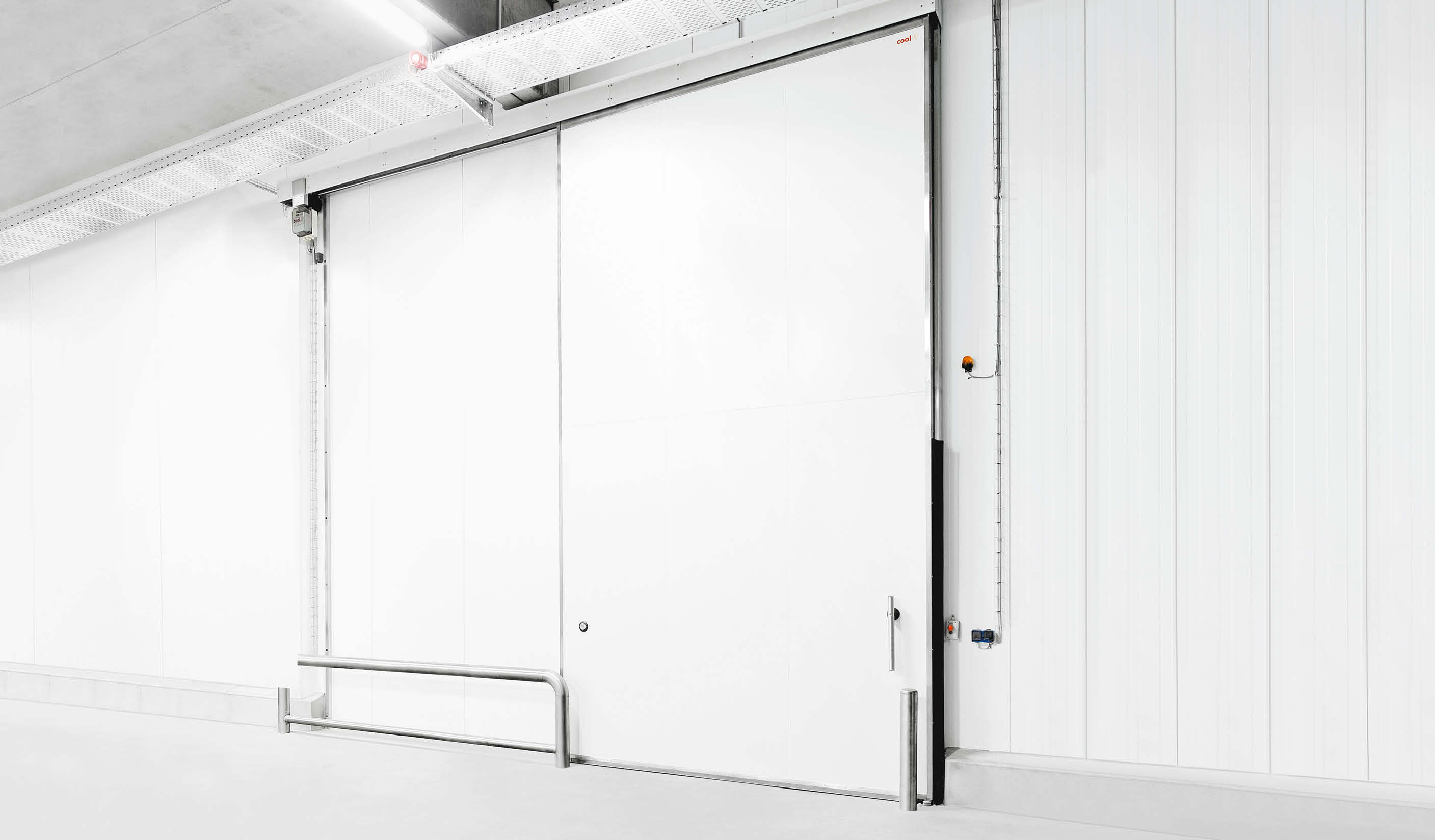 GTS-T30 Fire rated sliding door for freezers